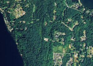 Image before Lidar survey