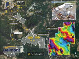 Belmont Properties - Phoenix Mine Area