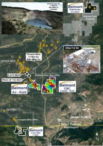 Belmont Resources-property-map