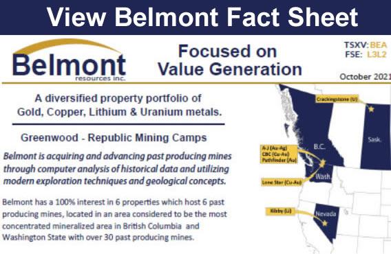 Belmont_Fact Sheet October 2021